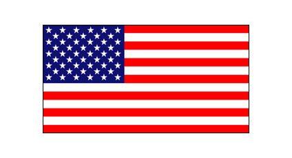 Illustration du drapeau Américain