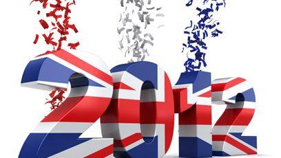 Logo jeux olympiques de Londre 2012