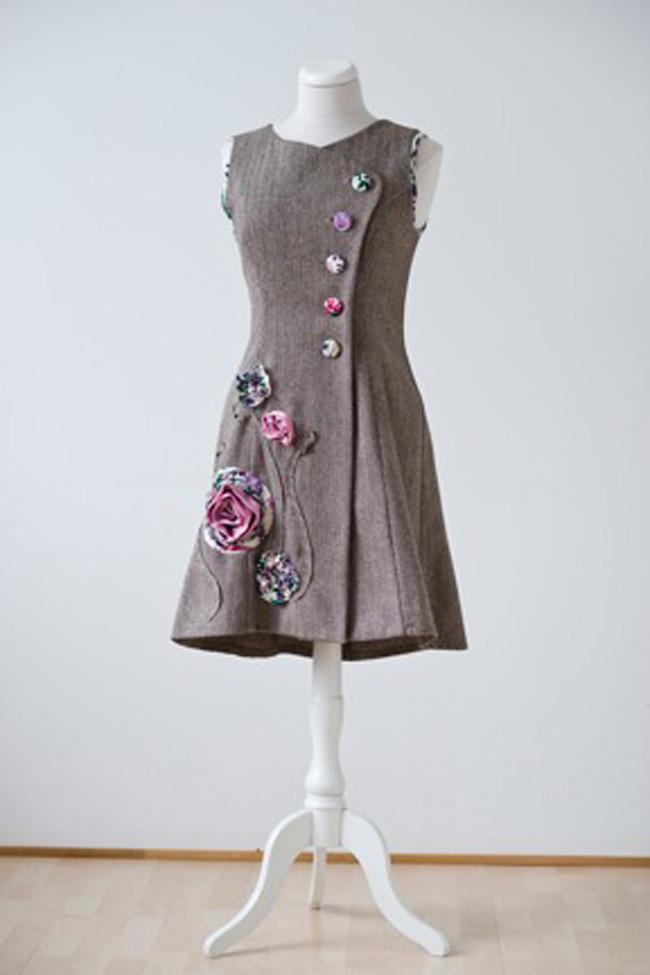 Photographie de la 79e robe.