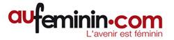 Logo du site Internet Au féminin.com