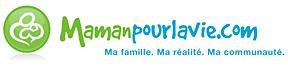 Logo du site Internet Maman pour la vie.