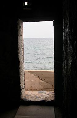 Pgotographie de la porte sans retour