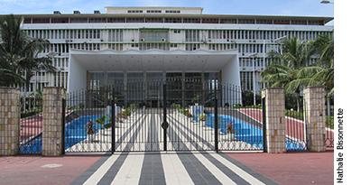 Photographie de L'Assemblée nationale.