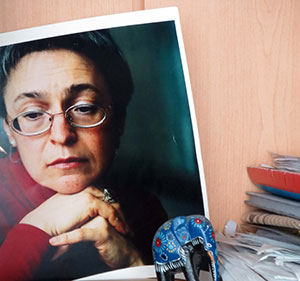 Femmes journalistes en Russie – Écrire égale danger