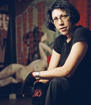 Photographie d'Agnès Giard.