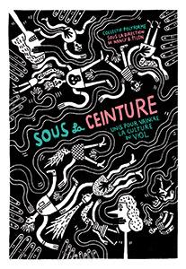 Illustration de la page couverture du livre Sous la ceinture.