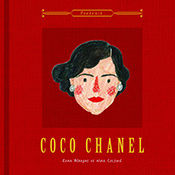 Page couverture du livre Coco Chanel.