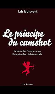 Page couverture du livre Le principe du cumshot.
