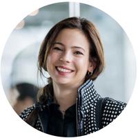 Cassie L. Rhéaume, directrice générale chez Lighthouse Labs Montréal