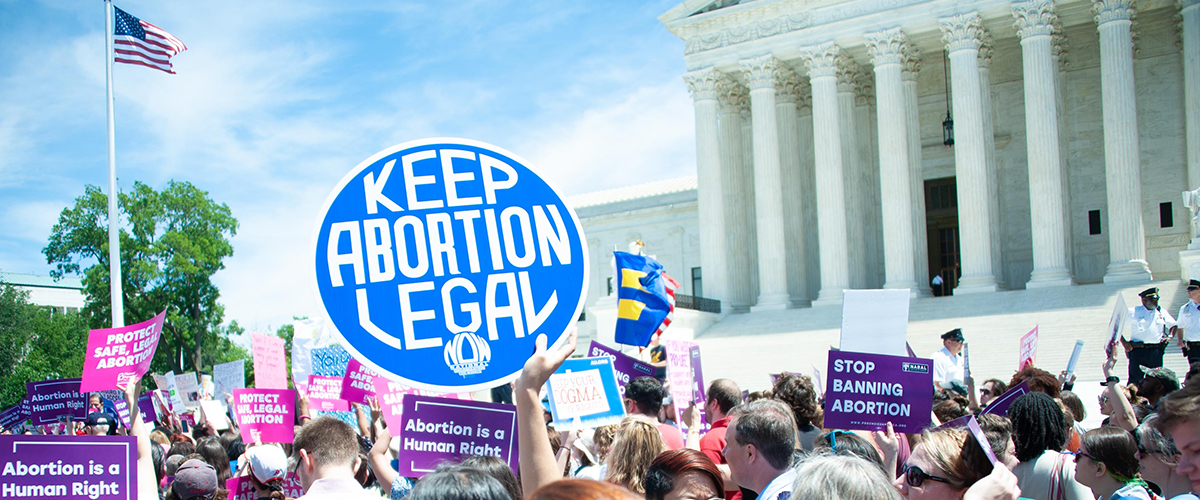 Keep Abortion Legal - Abortion is a Human Right - Stop Banning Abortion.