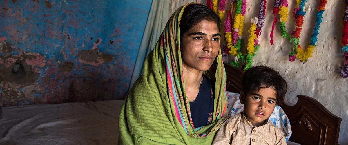 Pakistan : les femmes payent le prix fort du confinement