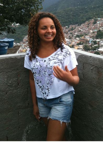 Photographie d'Emilene Machado