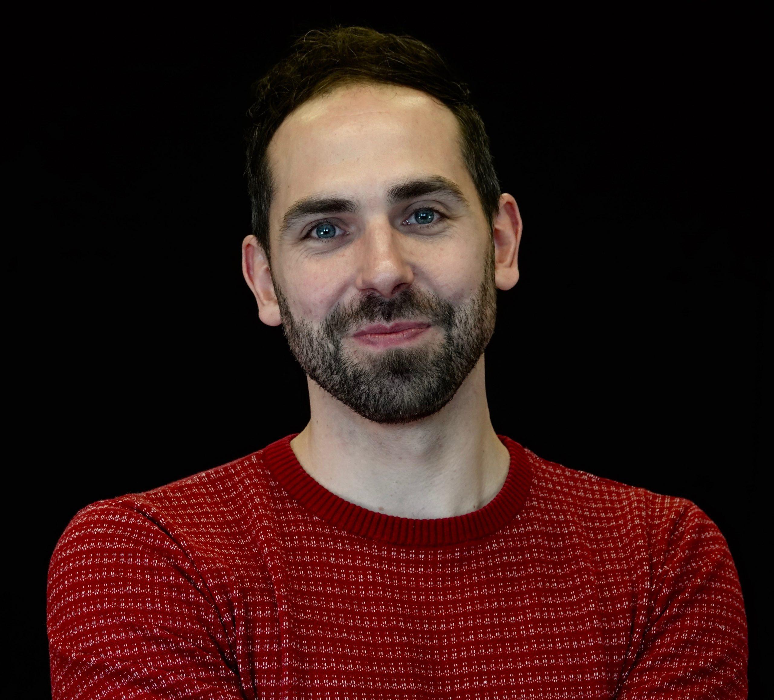 Alexandre Chenette, conseiller pédagogique au RÉCIT et spécialiste d'éthique et culture religieuse